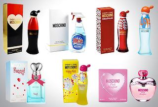 Perfume MOSCHINO para Dama.