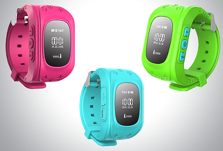 Tracker Rastreador de Niños Smartwatch
