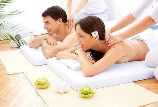 2x1 en Bomba relajante con masaje, sauna y más