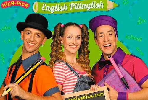 Pica Pica presenta English Pitinglish ¡En vivo!