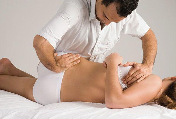 3 sesiones de fisioterapia de columna vertebral