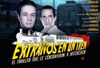 Extraños en un Tren 3era Temporada