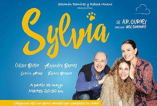 Odiseo Bichir y Alejandra Barros en SYLVIA ¡Deja huella!