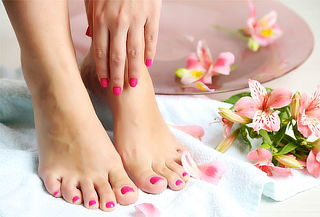 Manicure y pedicure en Frau And Mann