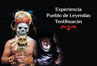 Leyendas Teotihuacán en Fiestabus + Cena y Xixo Shots