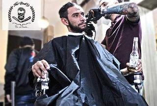 Corte de cabello para Caballero con diseño y más