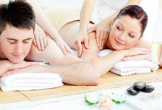 2x1 Day spa con masaje, sauna y bebida