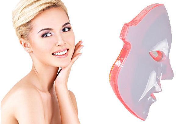 3 sesiones para  Rejuvenecimientos con Máscara LED y más