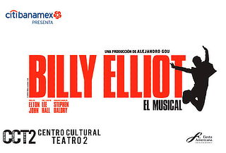 Billy Elliot El Musical En vivo ¡ÚLTIMAS FECHAS!