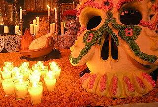 Festejo de Muertos en Ocotepec, Morelos TOUR 1 DÍA