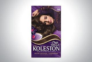Koleston Tinte para Cabello en Crema No 50, Castaño Claro