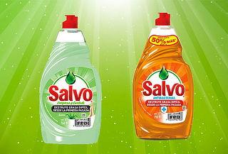 Salvo Liquido Sábila +Salvo Antibacterial de 750ml c/u