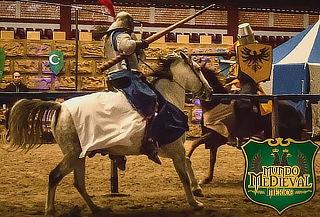 PREVENTA Exclusiva Festival Medieval + de 300 Personajes