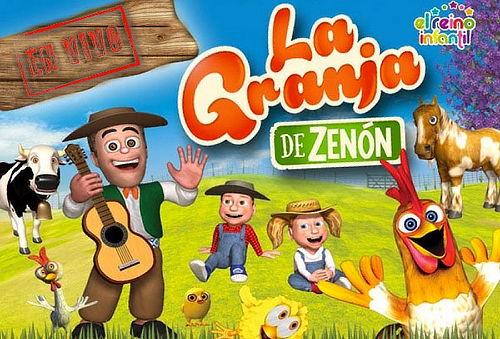 La Granja de Zenón ¡Show en Vivo!