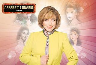 Angelica María en Cabaret Lunario