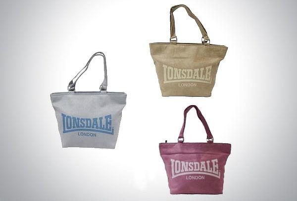 Bolsa Casual Lonsdale ¡Elige tu Color Favorito!
