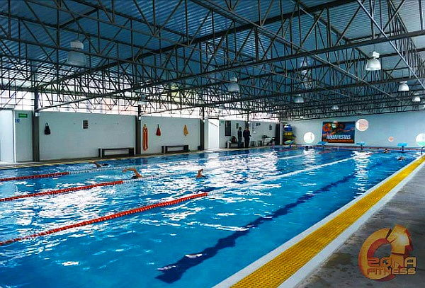 Anualidad Multiclub Zona Fitness 8 suc, Abierto 24 horas