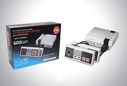 Consola Retro Clásica + 2 Controles ¡Entrega INMEDIATA!