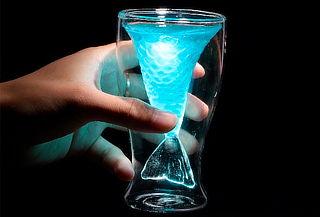 Vaso doble Fondo ó Tarro de Cristal en figura a elegir.