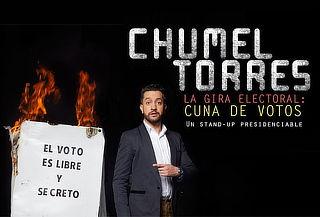 Chumel Torres, La Gira Electoral: Cuna de Votos ¡27 Enero!