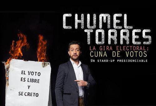 Chumel Torres, La Gira Electoral: Cuna de Votos