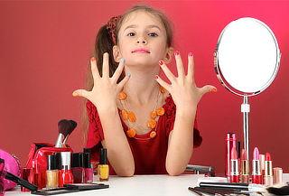 Manicure para Niñas en el Mejor Spa Especializado Moor Spa G