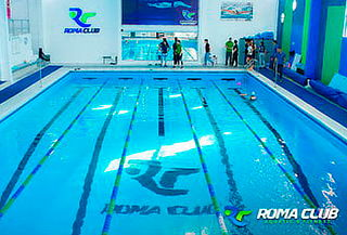 Roma Club: 6 o 12 Meses Gym + Clases ILIMITADAS + Natación