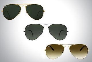 REMATE: Gafas RayBan ¡Aviador Classic!