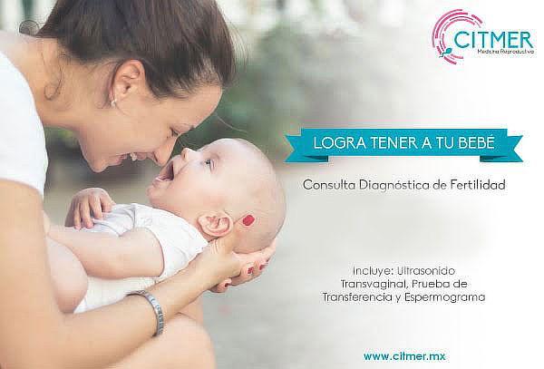 Diagnóstico de fertilidad con valoración médica en CITMER