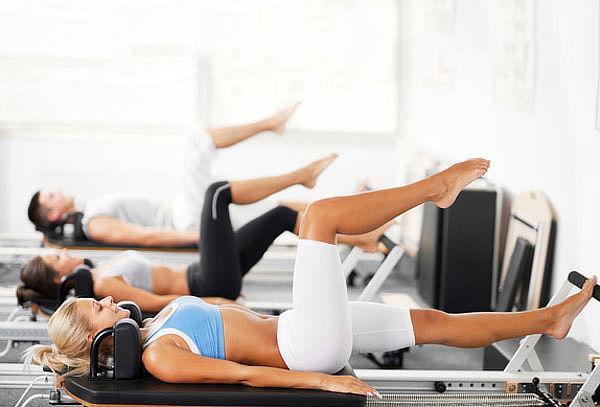 8 o 12 Clases de Pilates en ¡Atmósfera Pilates!