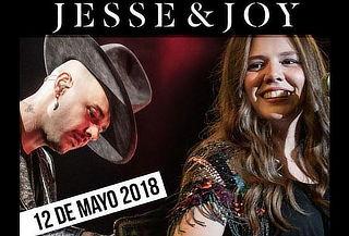 Jesse & Joy en Concierto Arena CDMX 12 de Mayo