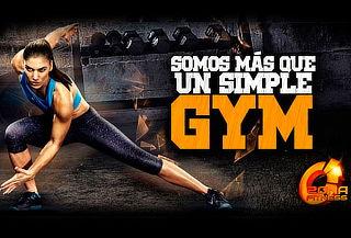 MEJOR PRECIO: Anualidad GYM Multiclub Zona Fitness 9 Suc