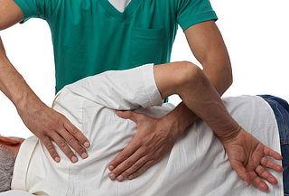 RELÁMPAGO: Tratamiento Quiropráctico Columna con Radiografía