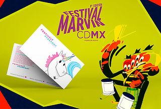 RELÁMPAGO: Acceso Festival Marvin + Beneficios Premium