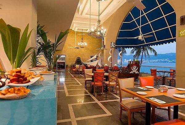 KRYSTAL Acapulco 2 noches para 2 con opción All Inclusive
