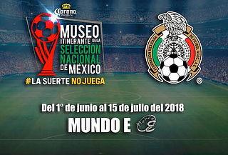 Museo - Expo Selección Nacional #Lasuertenojuega