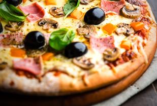 Pizza y Pasta para 2 a elegir en Condesa 50%