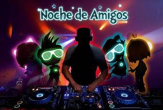 KidZania Noches de Amigos NEON PARTY