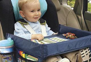 Mesa Multifuncional para Bebé a prueba de agua.