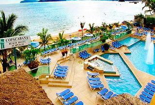 COPACABANA Acapulco 2 noches para 2 con opción All Inclusive