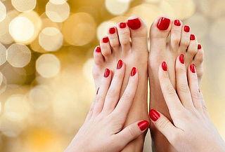 Manicure y Pedicure Spa + Gelish en Gioventu Spa
