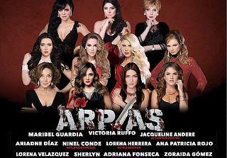 Las Arpías  ¿Cuál de ellas eres tú?