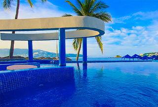 KRYSTAL Acapulco 2 noches para 2 en All Inclusive