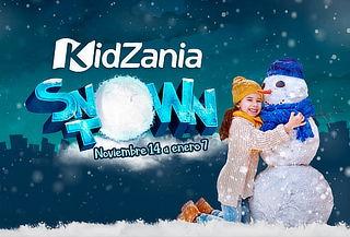 Snowtown en KidZania para Niños y Adultos ¡Todos Jugamos!