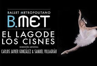 El Lago de los Cisnes: Ballet Metropolitano ¡Teatro Legaria!