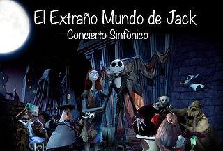 El Extraño Mundo de Jack Espectáculo Único Audiovisual