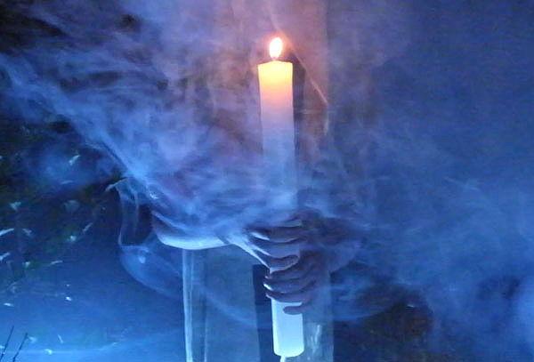 ÚLTIMA FUNCIÓN Sobrenatural Ritos de Brujería en Xochimilco