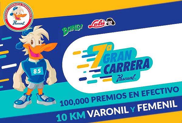 RELÁMPAGO: 7a Gran Carrera Pascual + Kit