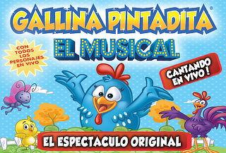 La Gallina Pintadita ¡ÚNICA FECHA!