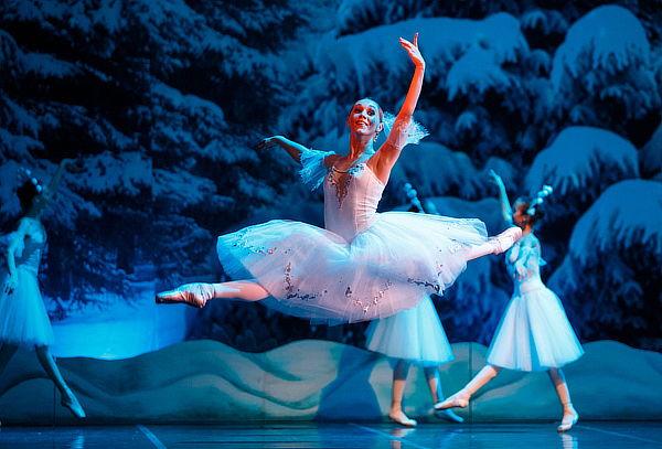El Cascanueces presentado por  Moscow State Ballet